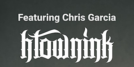 Cannabis & Canvases Puff-n-Paint  The Graffiti Session Feat. Chris Garcia tickets