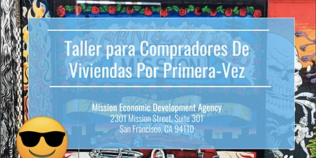 Taller de Compradores de Vivienda por Primera Vez Parte I & II (Nov 28) entradas