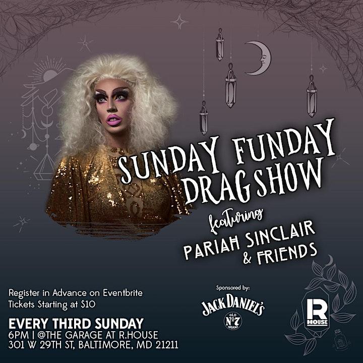Sunday Funday Drag Show - The Halloween Edition image