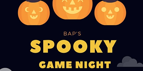 Spooky Game Night tickets