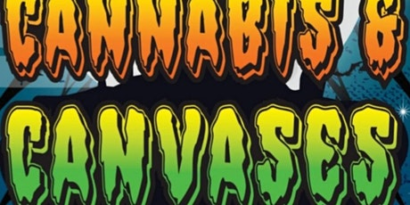 Cannabis & Canvases Puff-n-Paint /Costume  Contest Experience tickets