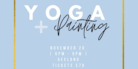 Yoga & Painting tickets