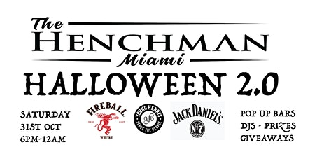 Henchman Halloween Ball 2.0 tickets