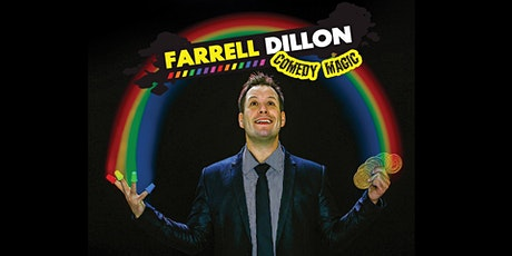 Farrell Dillon Master of Illusions - Comedy Magic tickets