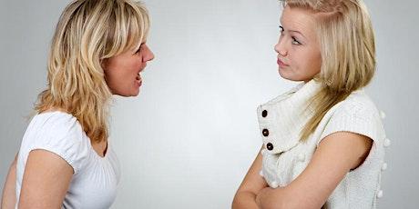 Mother / Daughter Relationship Workshop - Lvl Three (Webinar) tickets