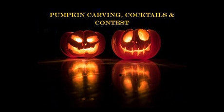 Pumpkin Carving Contest & Cocktails tickets