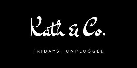 Friday Unplugged  Balcony Bar in Siberia - Kath & Co tickets