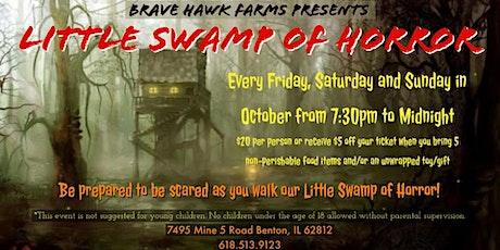 Little Swamp of Horror tickets