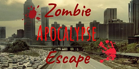 Halloween Zombie Virtual Escape Game (Charity Singles Dating Singapore) tickets
