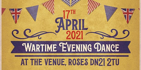 Wartime Evening Dance tickets