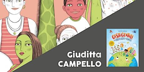Viva la terra > Giuditta Campello (I PRIMARIA) biglietti