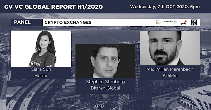 CV VC Global Report - Crypto Exchanges image
