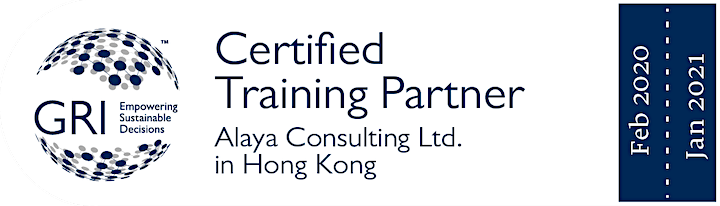 GRI Certified Sustainability Professional - Top-up Courses image