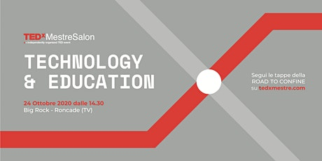 TEDxMestre Salon / Technology & Education biglietti