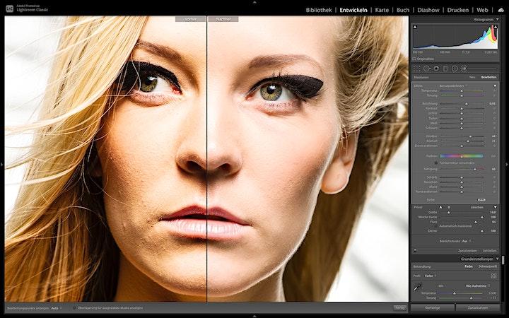 Lightroom Akademie: Motiventwicklung: Bild