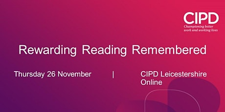 Rewarding reading remembered tickets