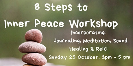 8 Steps to Inner Peace Workshop tickets