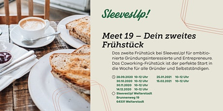 Meet 19 – Dein zweites Frühstück Tickets