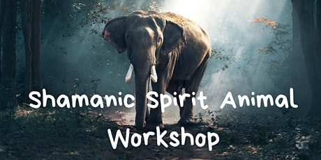 Shamanic Spirit Animal Workshop tickets