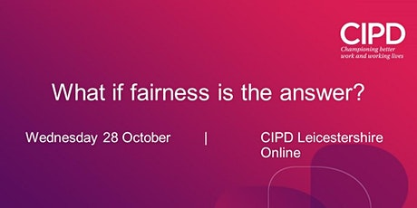 What if fairness is the answer? tickets