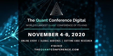 The Quant Conference Digital tickets