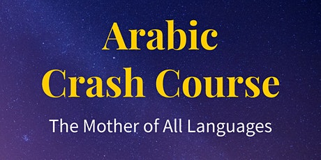 Learn Arabic language & Islam free Beginner friendly class lessons course tickets