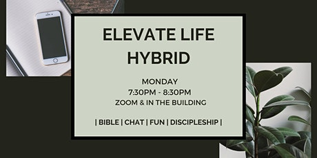 Elevate LIFE Hybrid tickets