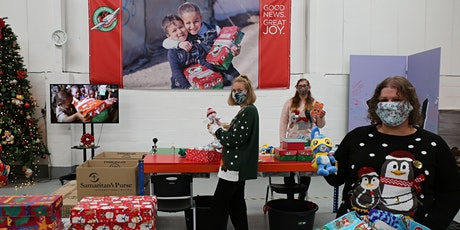 Operation Christmas Child - West Midlands Processing Centre 2020 tickets