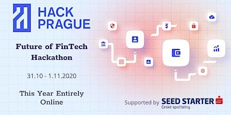 HackPrague 2020 - Future of FinTech hackathon - Observer Tickets tickets