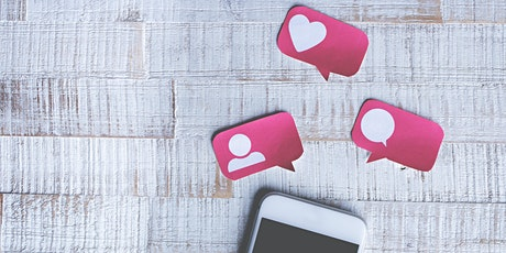 Next Steps with Social Media Marketing tickets