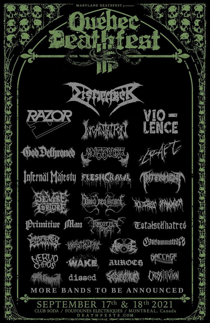 Quebec Deathfest III image