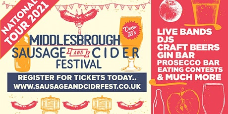 Sausage And Cider Fest - Middlesbrough tickets