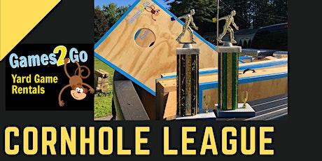 Games2Go Corn Hole League tickets