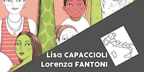 Oltre il confine > Lisa Capaccioli e Lorenza Fantoni (I-II PRIMARIA) biglietti