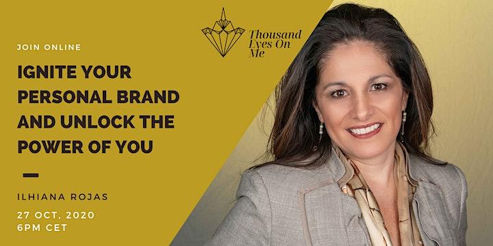 Virtual Launch: The Leadership Gap & Personal Branding image