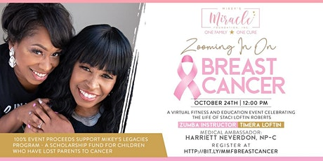 Zooming In On Breast Cancer tickets