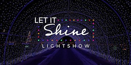 Let It Shine - Drive Thru Light Show (Dec 9) tickets
