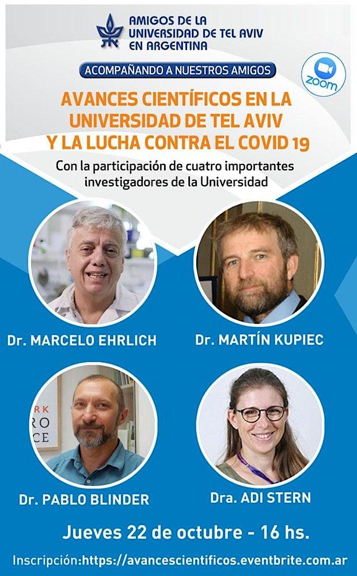Imagen de AVANCES CIENTÍFICOS EN LA UNIVERSIDAD DE TEL AVIV