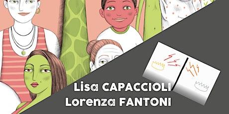 Oltre il muro > Lisa Capaccioli e Lorenza Fantoni (INFANZIA)