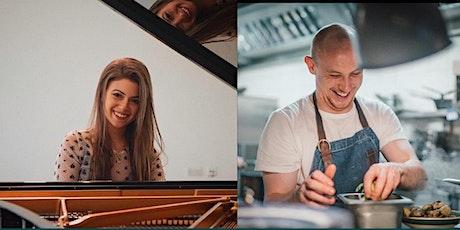 Kitchen Concerts London - Chef Tom Anglesea and Pianist Lara Melda tickets