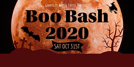 Boo Bash 2020 tickets