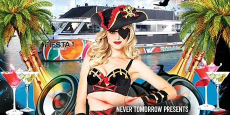 HALLOWEEN MIAMI PARTY CRUISE tickets