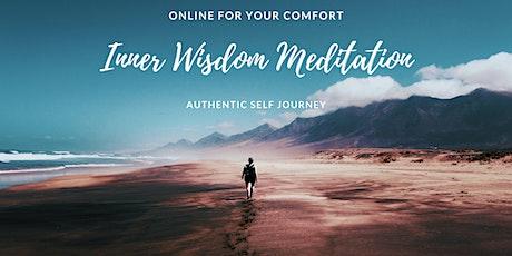 Inner Wisdom Meditation Online Class - Authentic Self Journey tickets