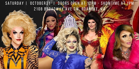 Skyyes the Limit - Halloween Drag Brunch tickets