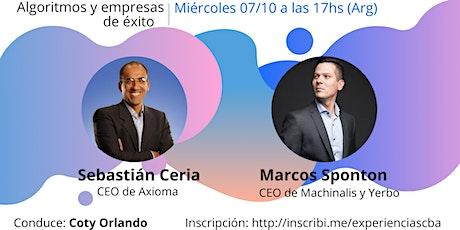 Experiencias Emprendedoras - Sebastián Ceria y Marcos Sponton