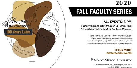Fall Faculty Series: Voter Turnout tickets