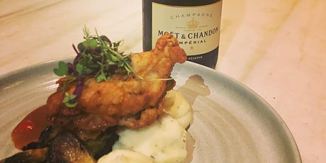 Extravaganza Night: Fried Chicken and Champagne! tickets