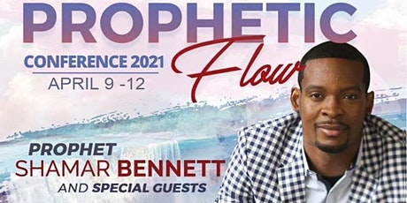 Prophetic Flow Conference 2021 tickets