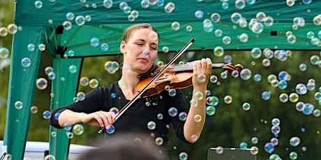 Bubble Bach 10am