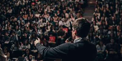 Combatting Fear of Public Speaking